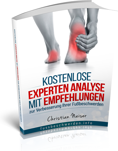 Fußschmerz Analyse