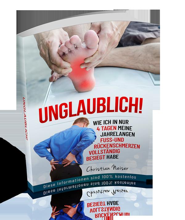 Report Fuß- und Rückenbeschwerden