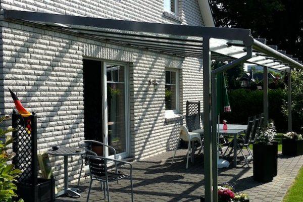 Terrassenüberdachungen und Terrassendächer