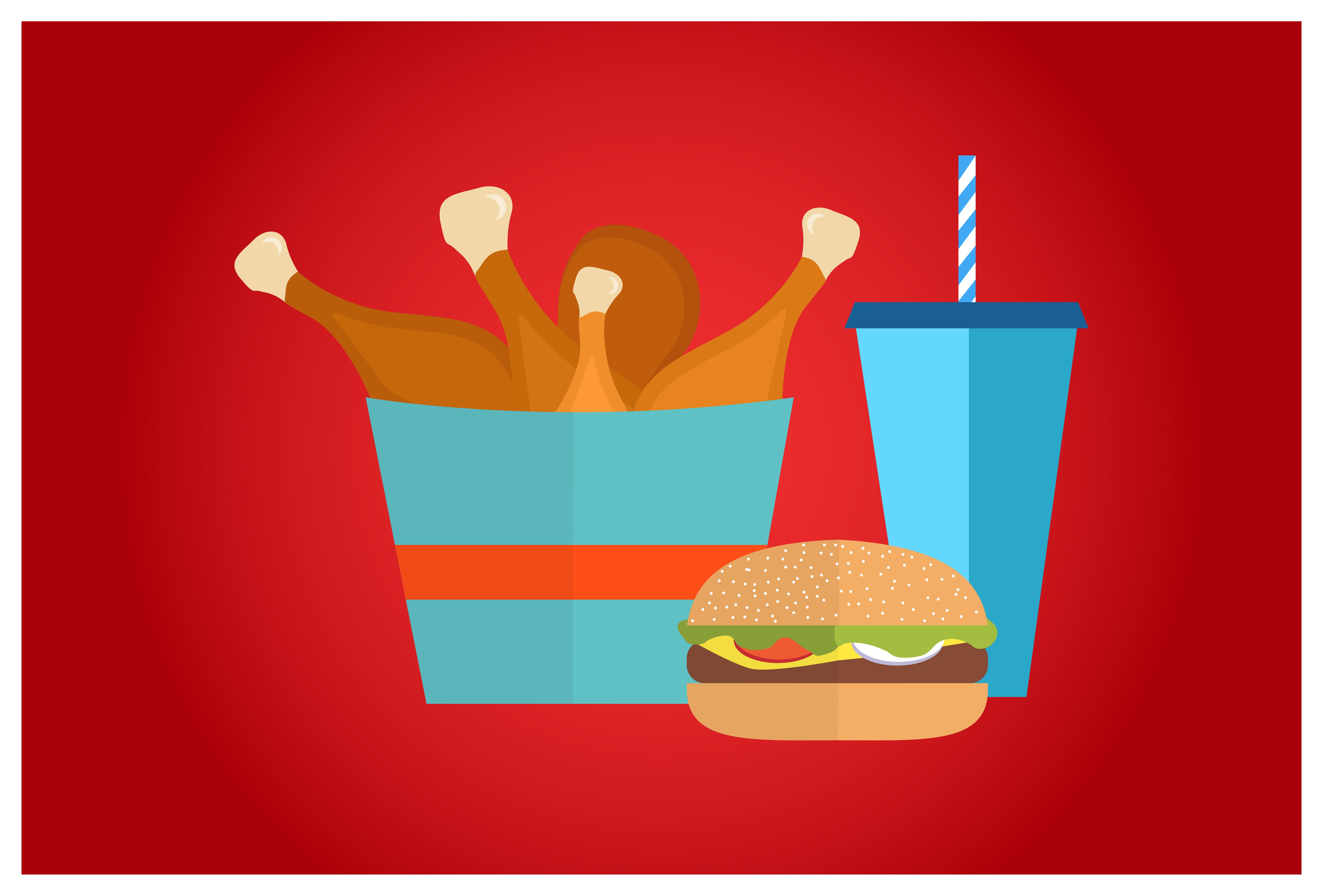 Cheat Tag - Fast Food