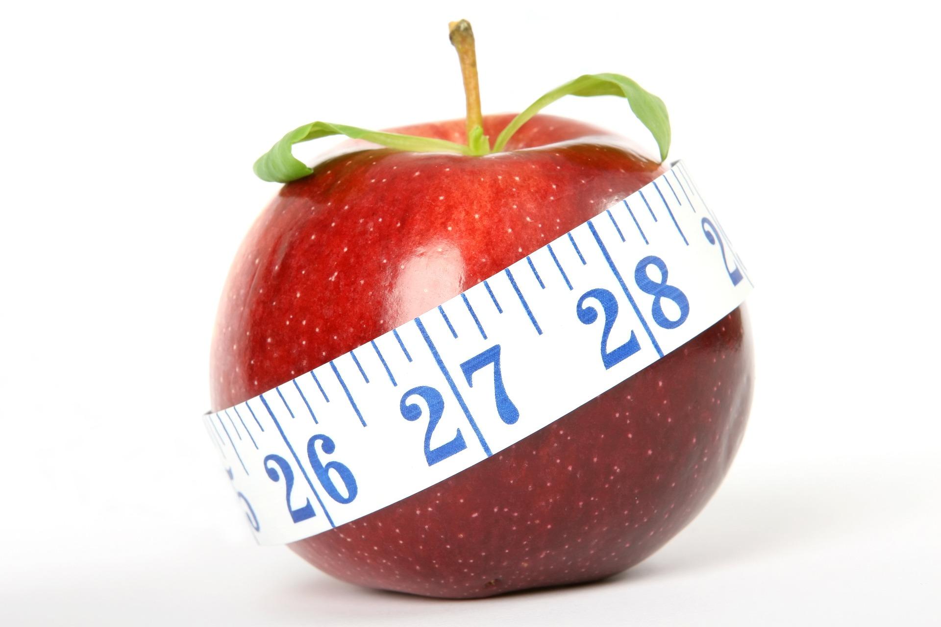 Gesundes essen zum schnell abnehmen