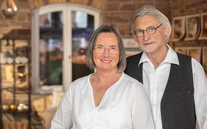 Sabine und Werner Temming, Innenarchitekten und Schlafberater