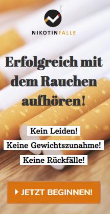 Nikotinfalle-Programm