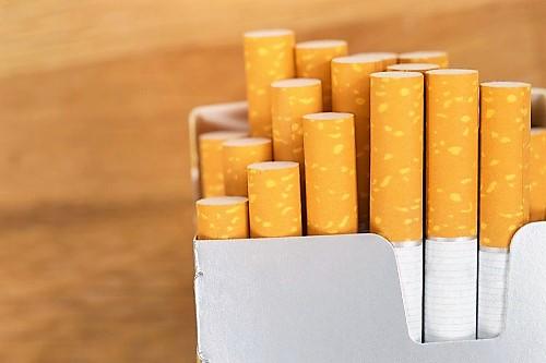 Zigarettenschachtel - Ein Faktor zum Berechnen der Pack Years