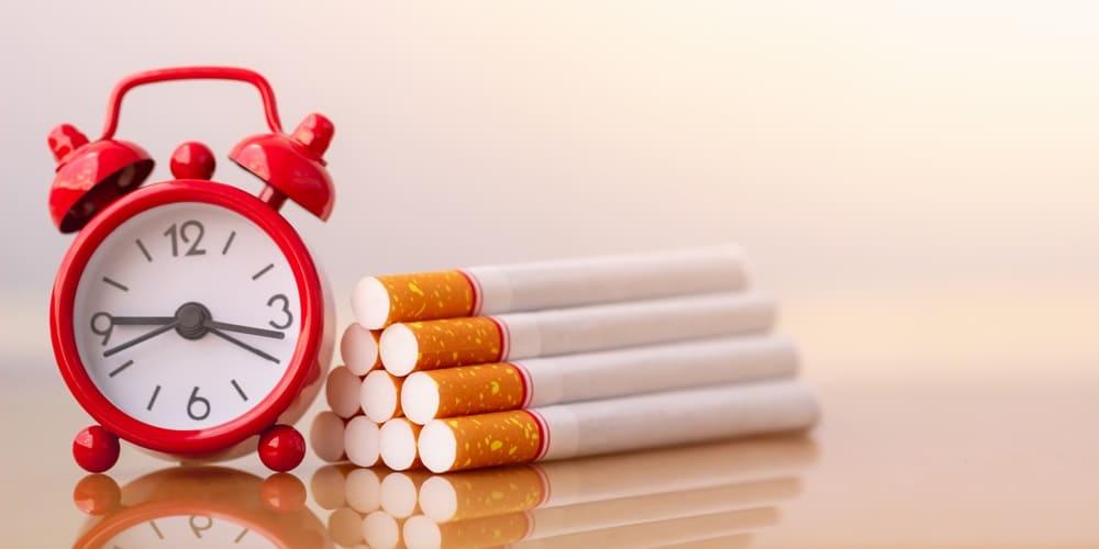 Rauchen aufhören I Folgen - Was passiert im Körper?