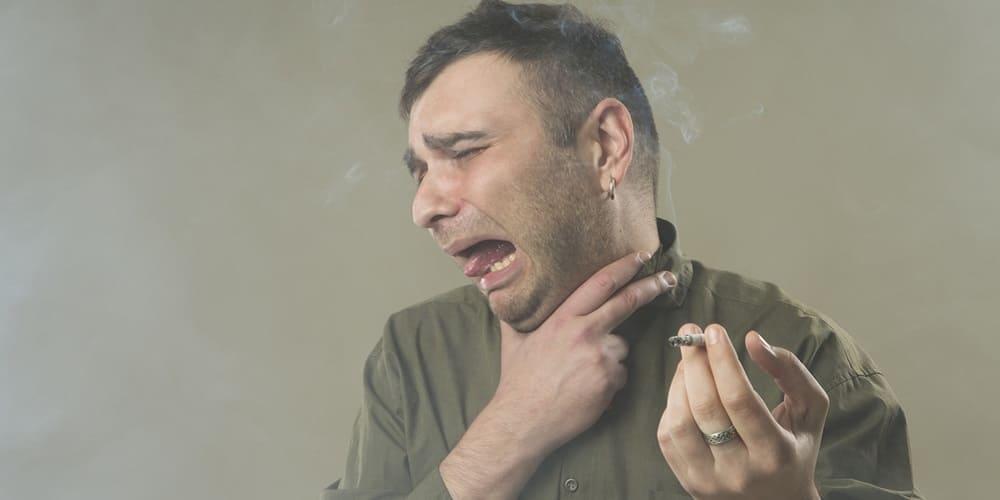 Nikotinvergiftung - Die toxische Reaktion des Körpers