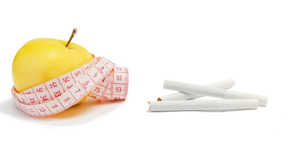 Rauchen aufhören ohne zuzunehmen - So gelingt es dir