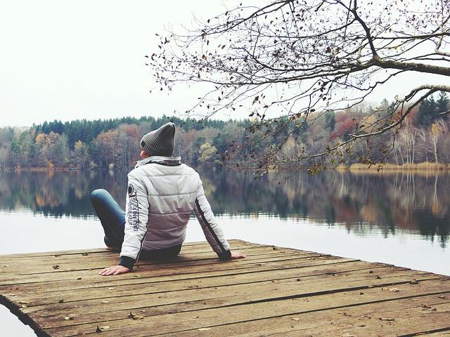 Ruhe und Stille