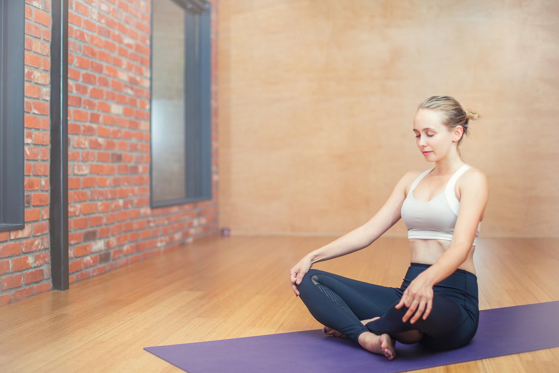 Yoga Übungen - Die Sportart gegen Stress