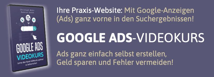 Google Ads Online-Videokurs