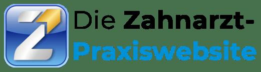 Logo Die Zahnarzt-Praxis-Website - Homepages für Zahnärzte