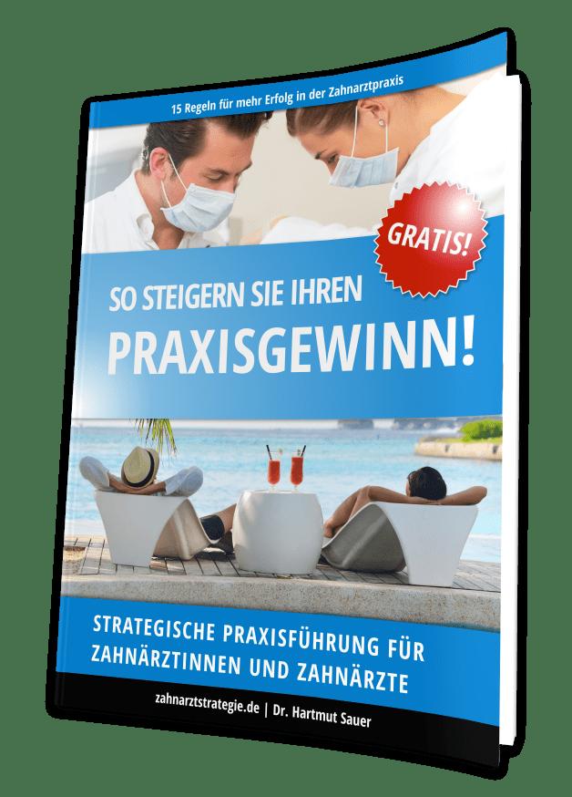 Zahnärzte-Ratgeber: So steigern Sie Ihren Praxisgewinn