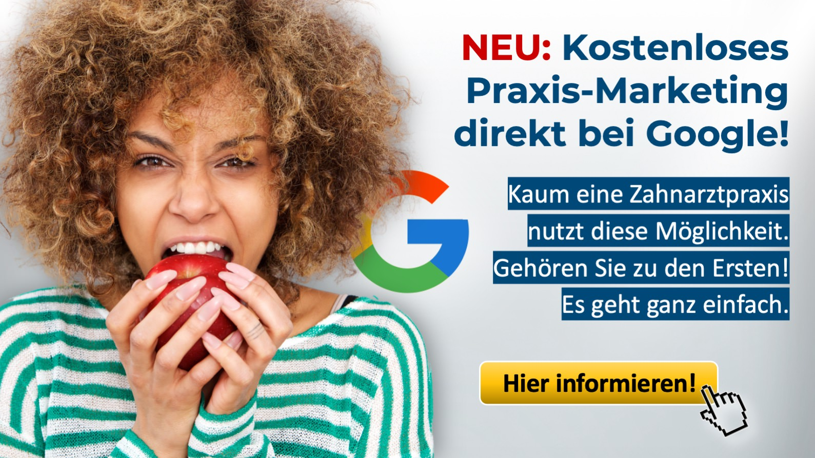 Praxis-Marketing bei Google My Business