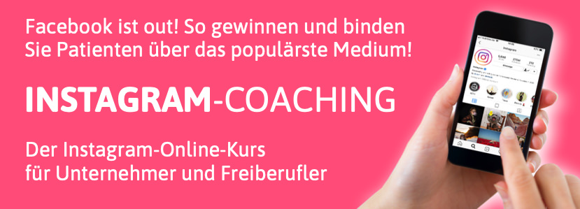 Instagram-Coaching Onlinekurs
