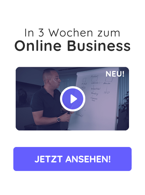 Consulting Business aufbau