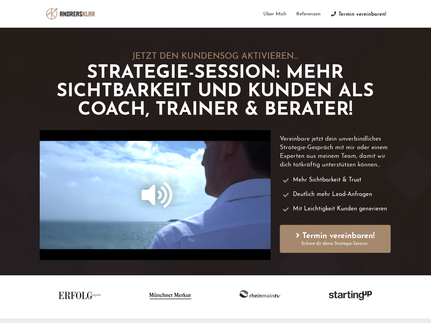 Strategie Session Funnel