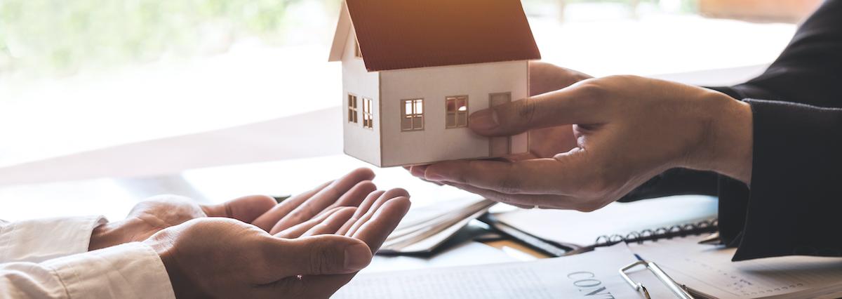Hausverkauf durch Immobilienmakler