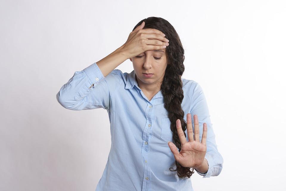Migräne als Folge von Augenflimmern