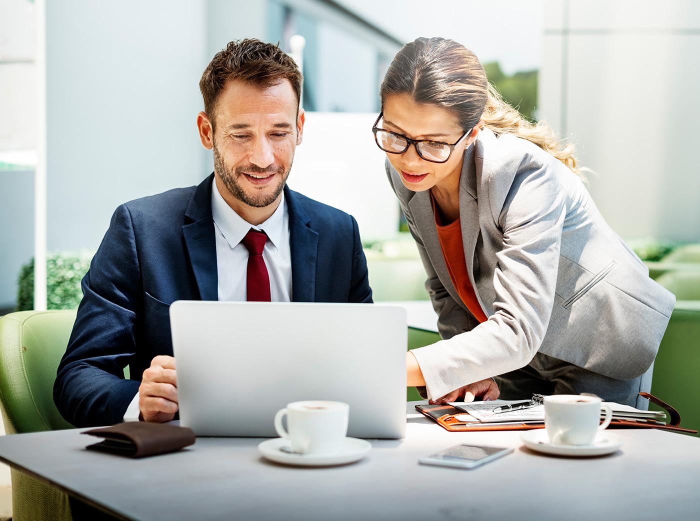 Neukundengewinnung B2B - Für Selbstständige & Unternehmen