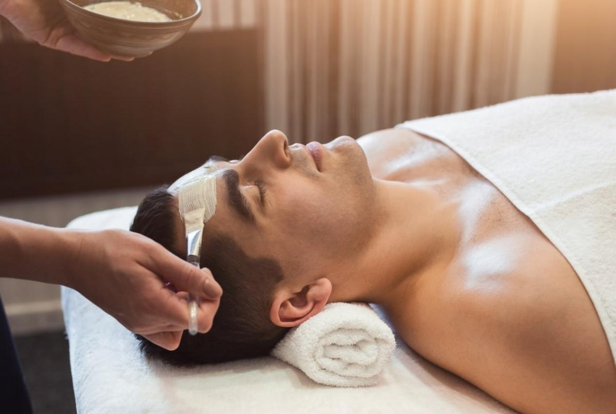 Men Recovery Behandlung - Kosmetische Gesichtsbehandlung