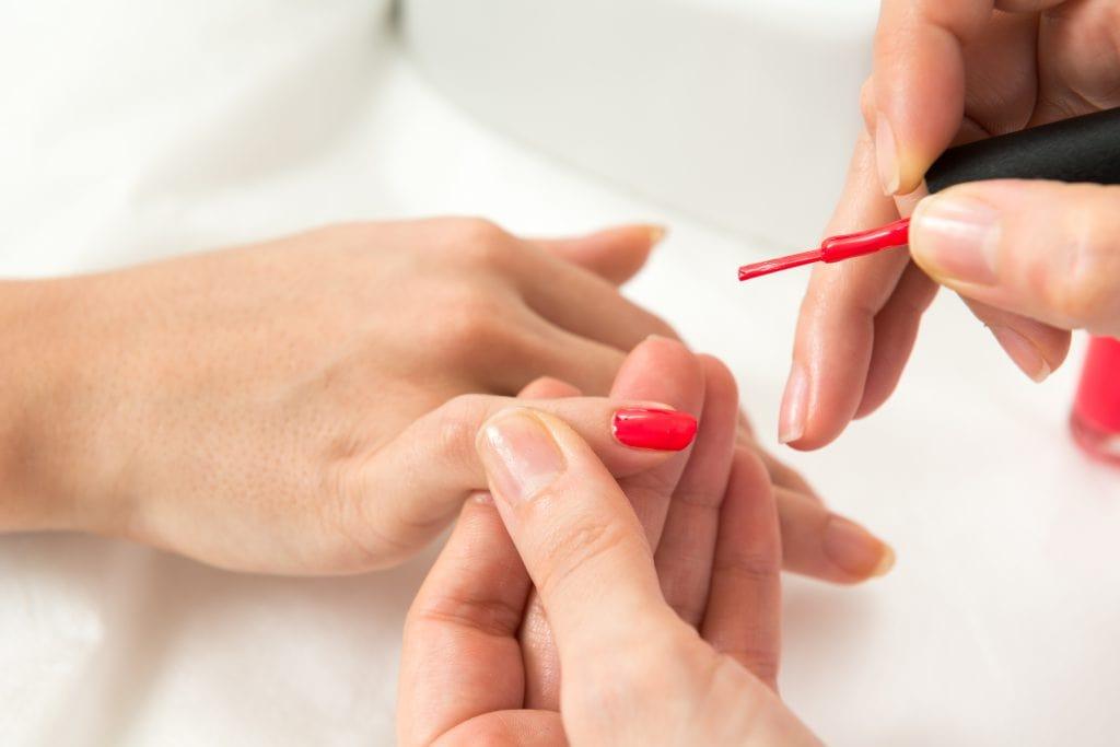 Maniküre - Nagelpflege