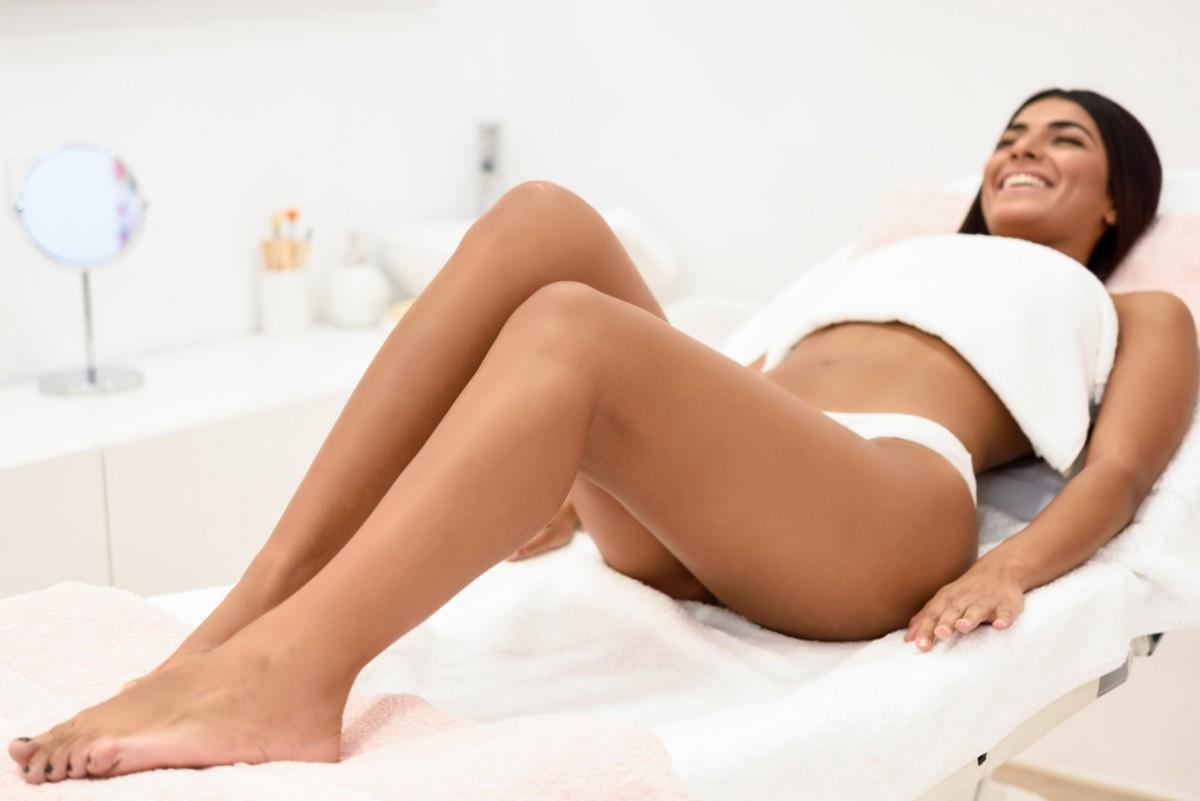 Beine Waxing - Haarentfernung