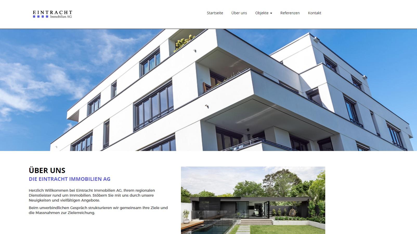 Eintracht Immobilien AG