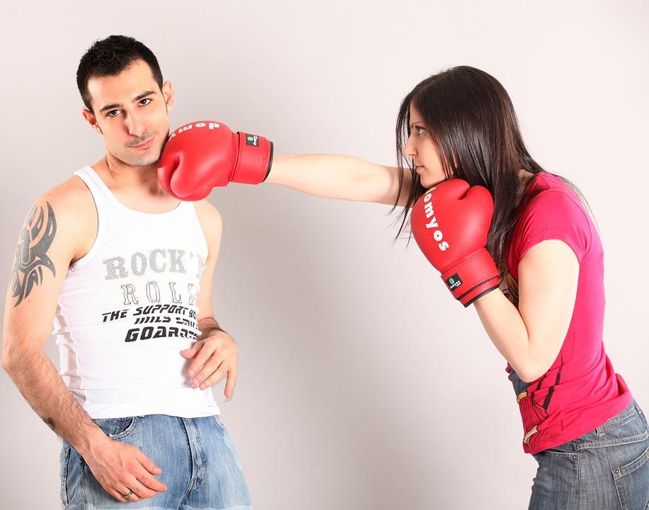 Beziehungskrise - Nur noch Streit in der Beziehung (Tipps)