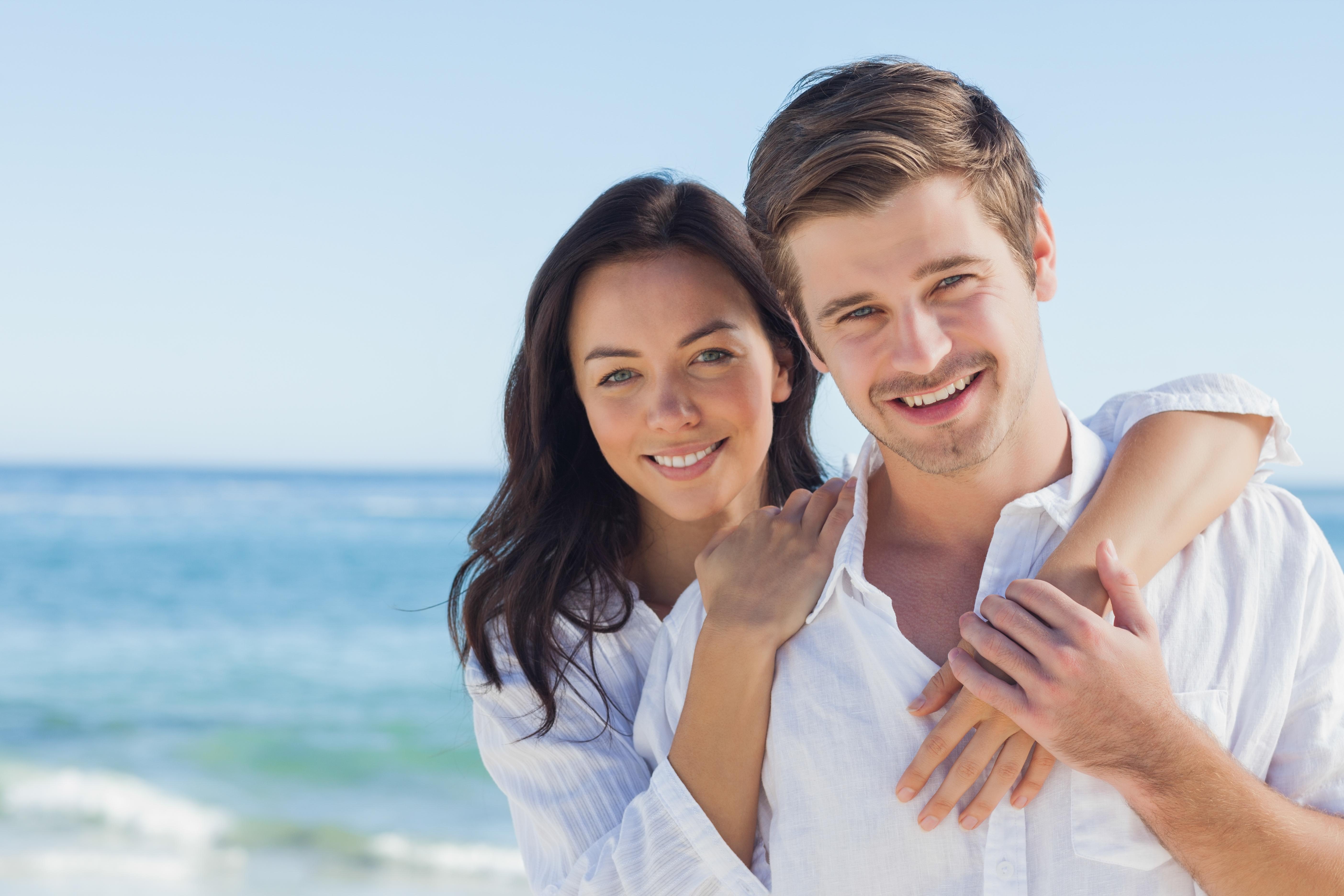 Mann und Frau in einer Beziehung