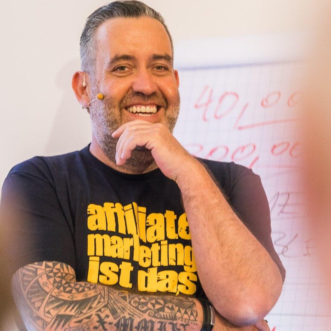 Affiliate Marketing Master Days Ralf Schmitz