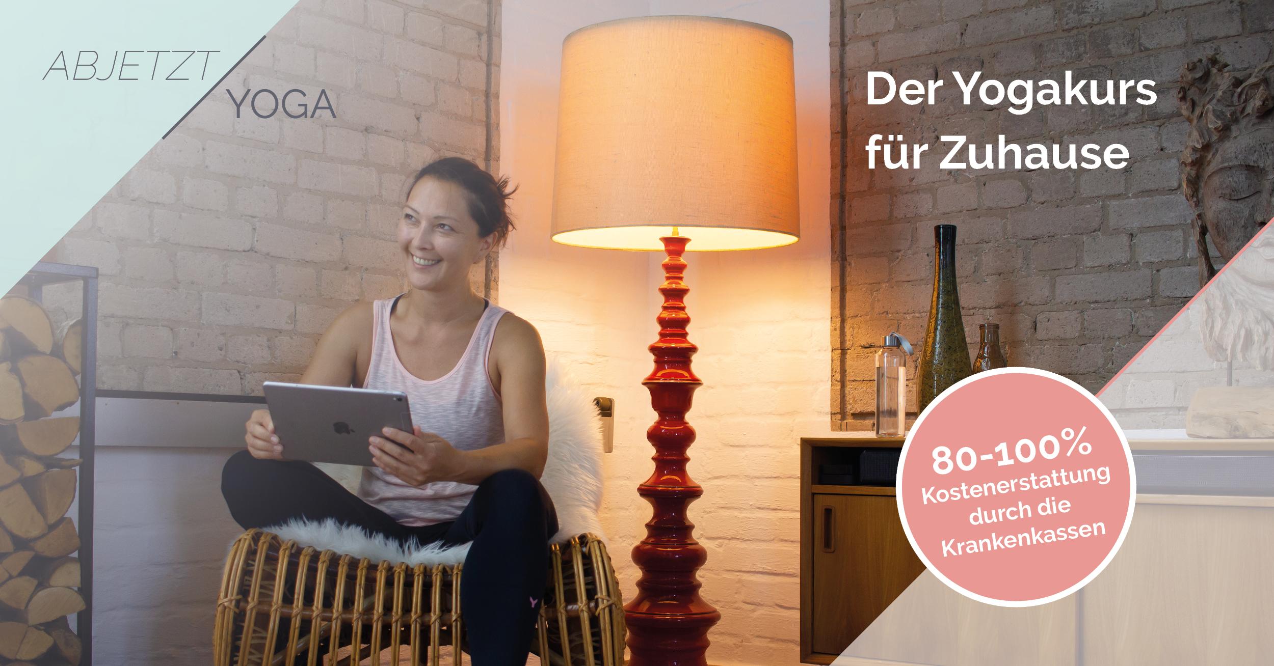 AbJetztYoga - Dein Online-Kurs für Zuhause