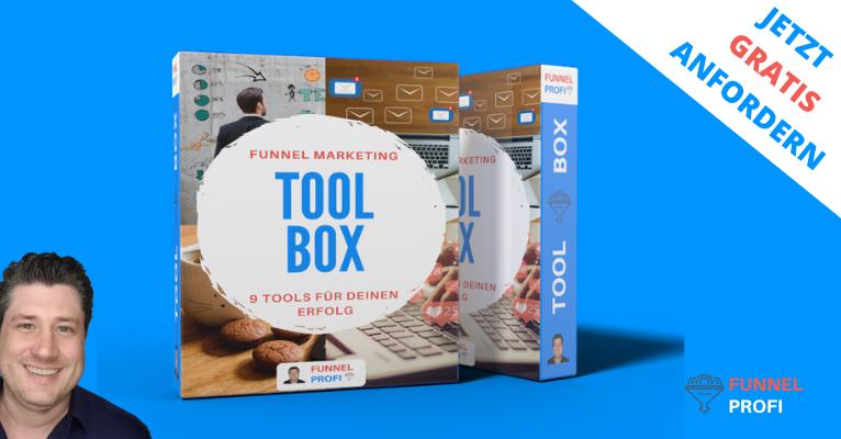 Ich verschenke meine Online Marketing Toolbox