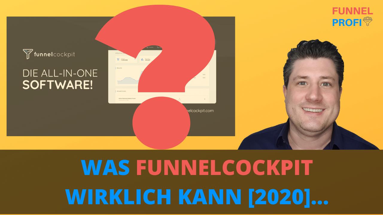 Funnelcockpit: Preise, Vorlagen und was wirklich drin ist