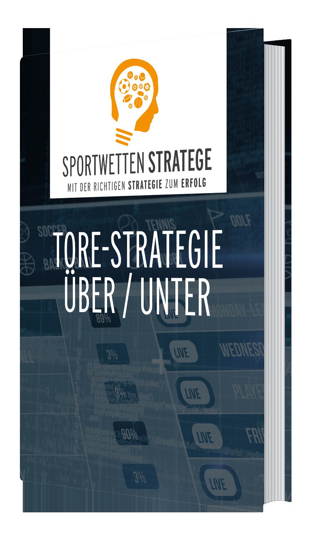 SportwettenStratege | Tore-Strategie Über/Unter