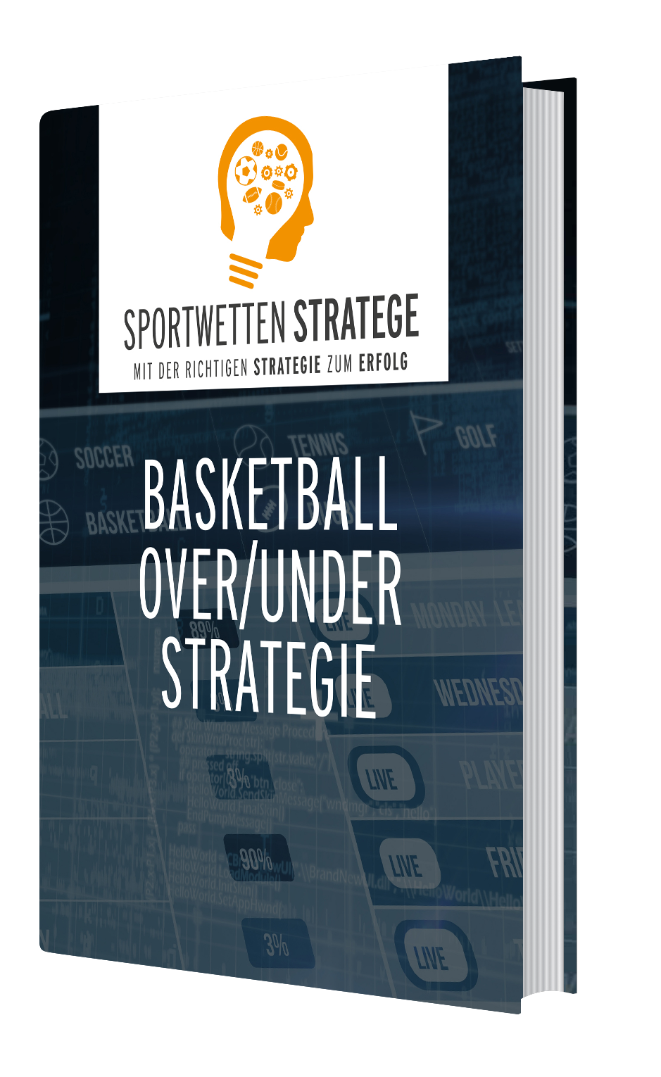 SportwettenStratege | Basketball Over/Under Strategie