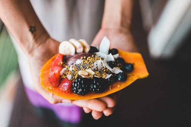 Ernähre dich ausgewogen und beibe Gesund - Kinderwunsch
