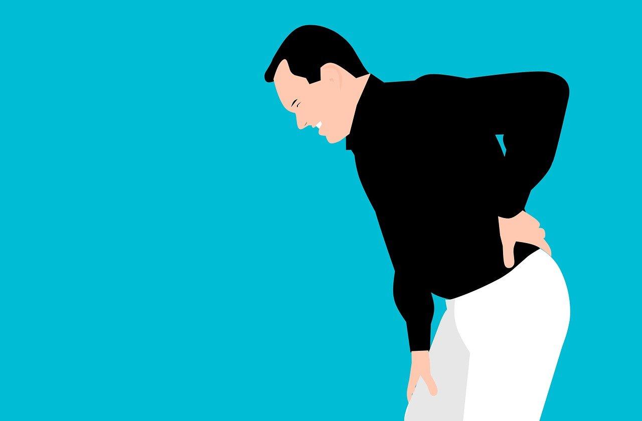Rückenschmerzen - Ein Volksleiden und seine Ursachen
