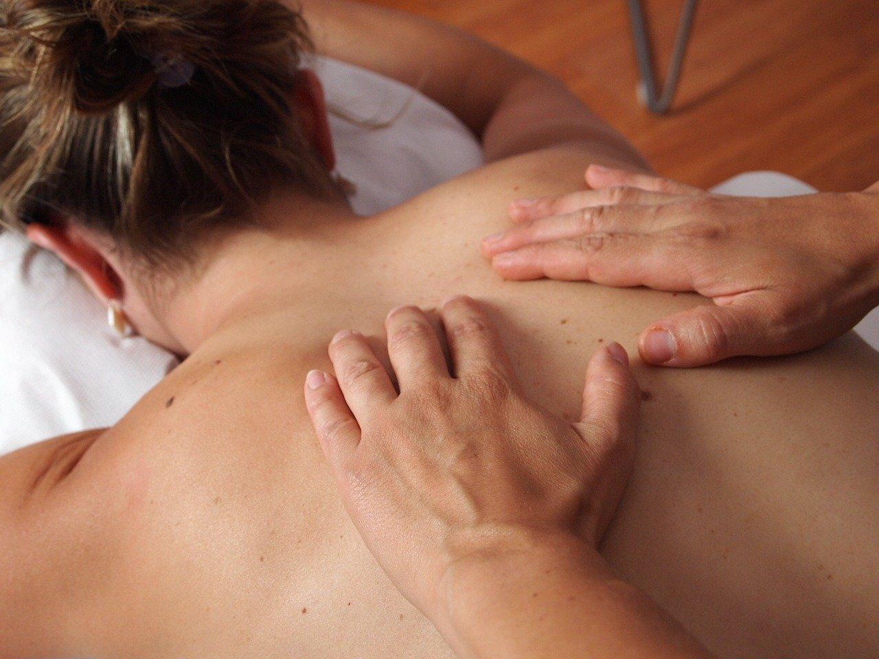 Physiotherapie - Auch bei Rückenschmerzen erfolgreich