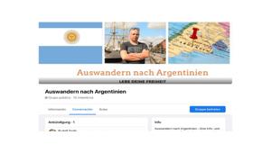 Rudolf Grafe - Auswandern Argentinien