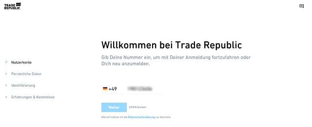 Trade Republic Erfahrung