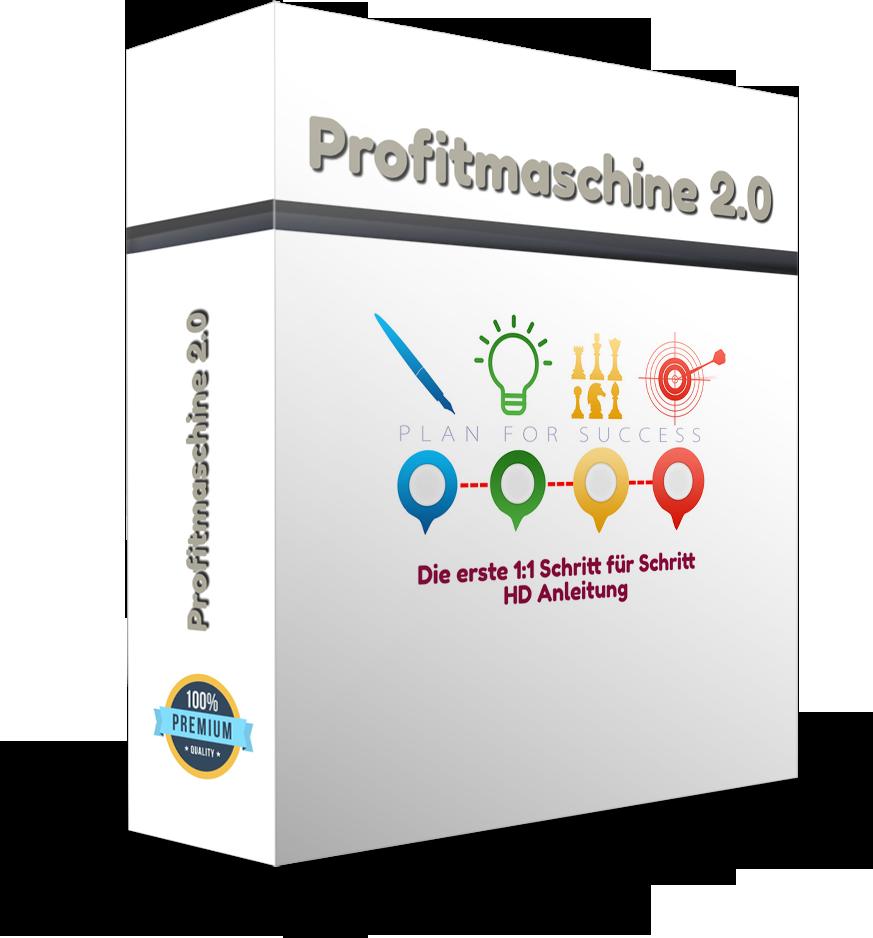 Profitmaschine 2.0 Logo