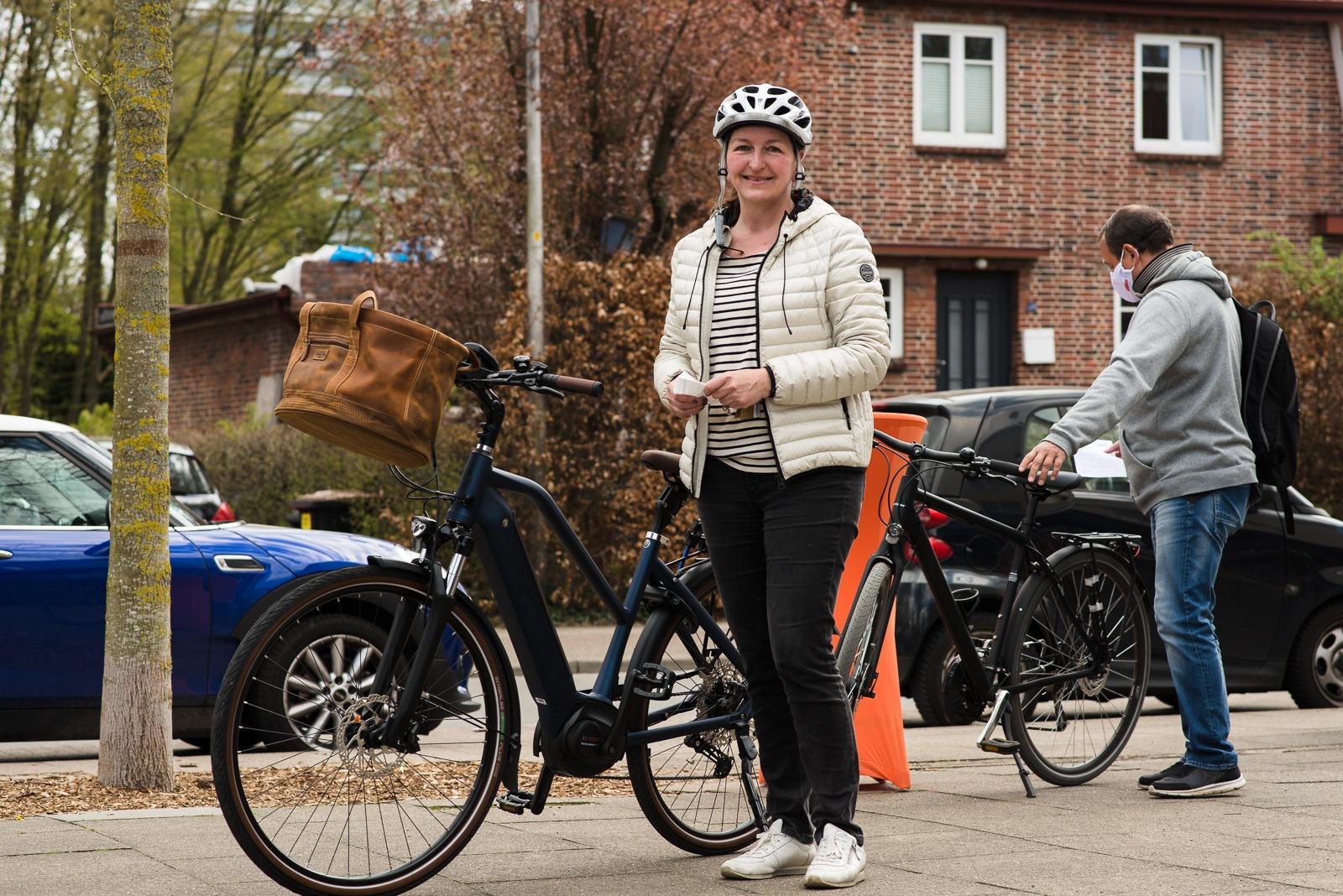 Rad.Pflege Pinneberg E-Bike