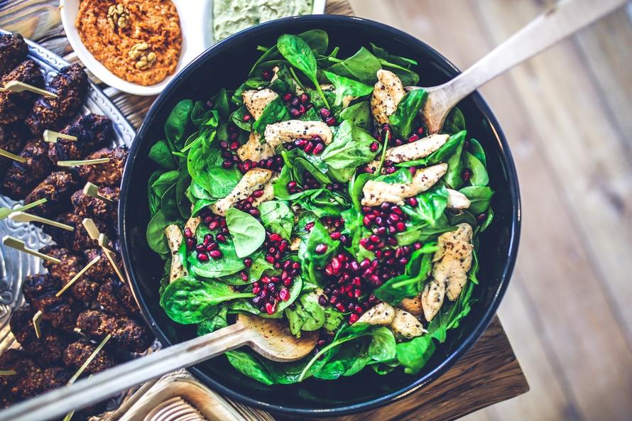 Abnehmen mit gesundem Essen