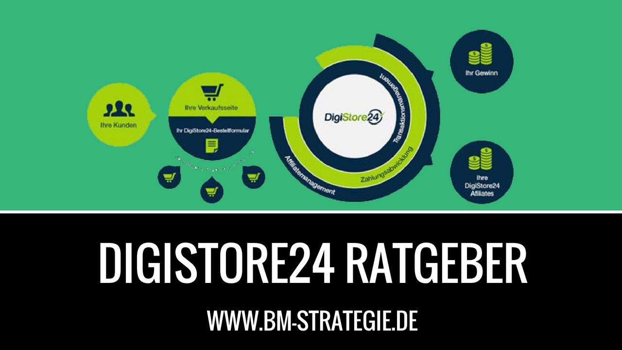 Digistore24 Ratgeber