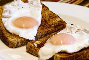 Spiegeleier sind cholesterinsenkende Lebensmittel