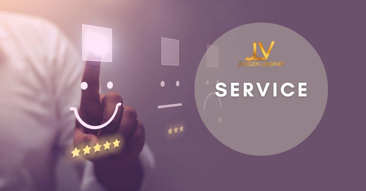 Was macht einen außergewöhnlichen Service deines Finanzvermittlers aus?