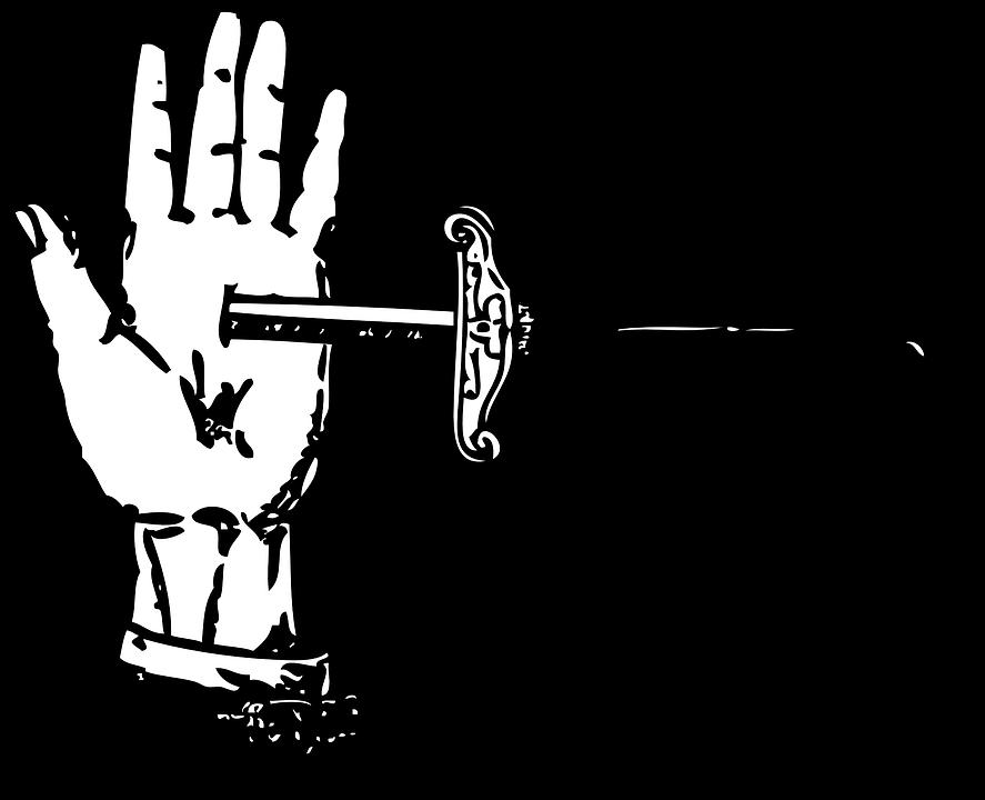 Hand und Dolch