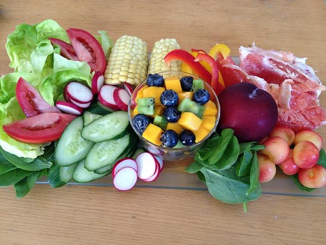 richtig abnehmen und richtig essen
