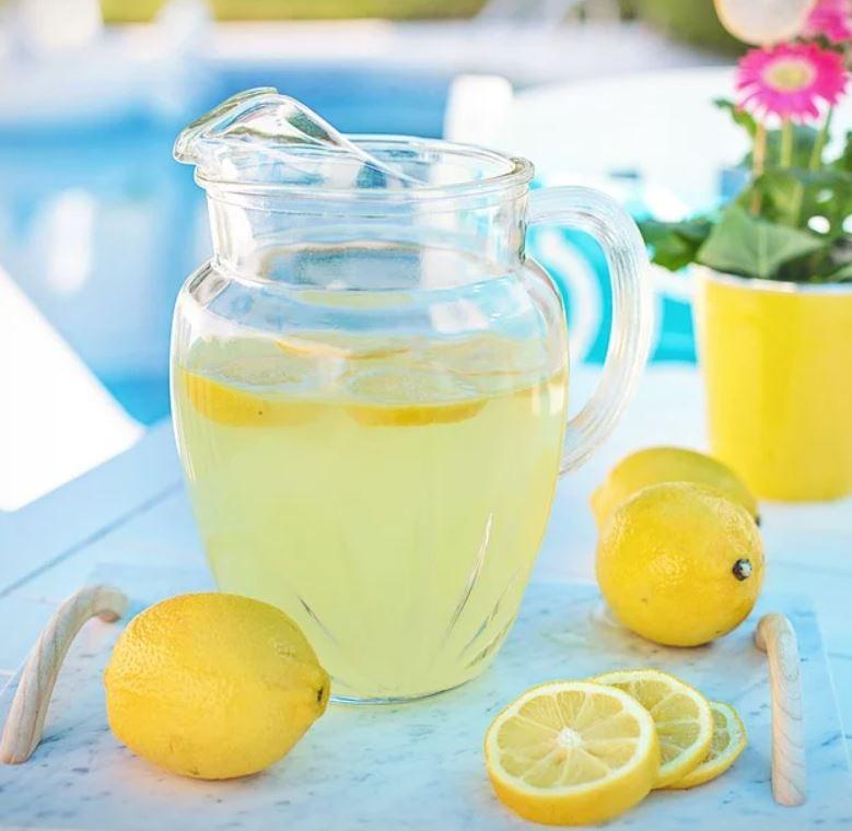 abnehmen mit Zitronenwasser abnehmen