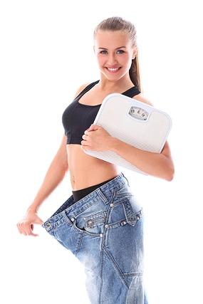 Chemische Pillen zur Gewichtsreduktion